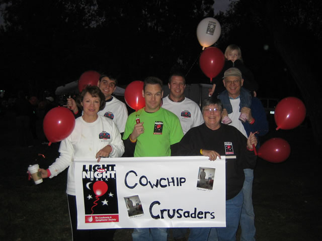 The Cowchip Crusaders!